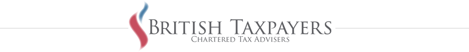 British Tax Payers Logo