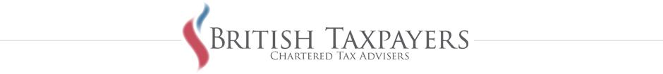 British Tax Payers Logo
